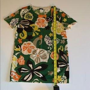 J. Crew Sweaters - 🆕 J Crew Merino Wool Floral Sweater